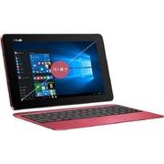华硕 T100HA 10.1英寸变形平板笔记本电脑 (Z8500 2G 32G SSD 十指触控 蓝牙 Win10胭脂红)