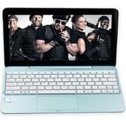 华硕 T100HA 10.1英寸变形平板笔记本电脑 (Z8500 2G 32G SSD 十指触控 蓝牙 Win10冰水蓝)