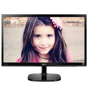 LG 24MP48HQ-P 23.8英寸光滑切割设计IPS硬屏 护眼不闪滤蓝光液晶显示器