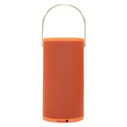 欧乐司 X6 户外蓝牙音箱 手提便携无线音响重低音 蓝牙通话创意 橘色