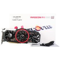 镭风 R9-380X Ustorm-4GD5 1025MHz/6000MHz 4GB/256bit GDDR5 PCI-E 游戏显卡产品图片主图