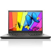 ThinkPad T460P(20FWA00B00)14英寸笔记本电脑(i7-6700HQ 8G 500G 940MX 2G Win10)黑色