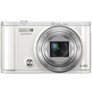 卡西欧 ZR3600 数码相机 白色 (1210万像素 3.0英寸可翻转液晶屏 12倍光学变焦 )