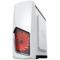 AOC S651/W 机箱 白色 原生USB3.0/全兼容SSD/专用散热侧透板产品图片3