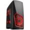AOC S651/D 黑色 原生USB3.0/全兼容SSD/专用散热侧透板产品图片1