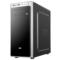 AOC S707/D 轻游戏机箱 黑色 原生USB3.0/全兼容SSD/支持ATX主板产品图片2