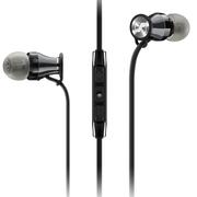 森海塞尔 MOMENTUM In-Ear G Black Chrome 安卓版 入耳式耳机 低音强劲 黑铬色