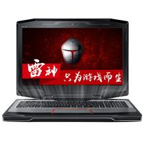 雷神 911-S2d 15.6英寸游戏笔记本电脑(i7-6700HQ 8G 128G+1T GTX960M 4G Windows 背光产品图片主图