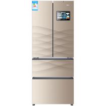 海尔 BCD-401WDEJU1 401升风冷无霜多门冰箱 新鲜管家 购物追剧 学做菜 (智能APP手机控制)产品图片主图