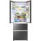 卡萨帝 BCD-429WDSS 429升变频风冷无霜四门冰箱 不锈钢外观 多温区 干湿分储产品图片4