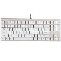 ET I-500 机械游戏键盘  青轴  白色产品图片主图