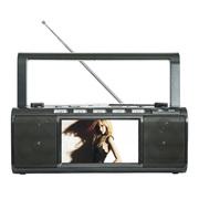 熊猫 CD-5000 CD机可视移动DVD播放器收录机录音机光盘磁带机复读机