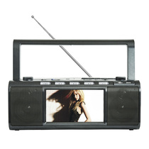 熊猫 CD-5000 CD机可视移动DVD播放器收录机录音机光盘磁带机复读机产品图片主图