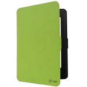 沐阳 Kindle电子书保护套899版和958版 Paperwhite 3/2/1十字纹休眠MY-KP01绿色(附赠高清贴膜)