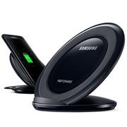 三星 S7/S7 edge 立式 快充无线充电器 黑色 通用于S6 edge+/Note5
