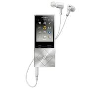 索尼 NW-A27HN h.ear系列音乐播放器 walkman 银色
