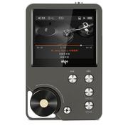 爱国者 MP3-105hifi播放器高清无损发烧高音质MP3音乐便携随身听 灰色黑键