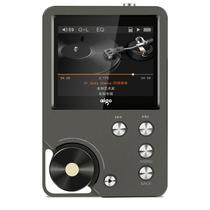 爱国者 MP3-105hifi播放器高清无损发烧高音质MP3音乐便携随身听 灰色黑键产品图片主图