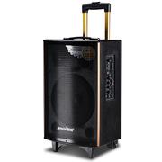 夏新 SA-508 户外拉杆广场舞音箱便携式移动音响插卡音箱