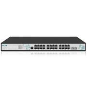 艾泰 SG2126F  企业级24口千兆机架管理型防攻击网络交换机 VLAN划分/端口汇聚