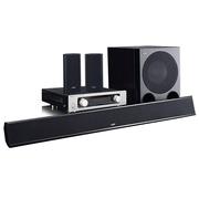 CAV Q3BN 家庭影院音箱5.1声道功放 客厅环绕电视音响低音炮套装 套装5.1家庭影院音响