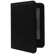 沐阳 New Kindle电子书保护套499版荔枝纹休眠MY-NT01黑色(附赠高清贴膜)