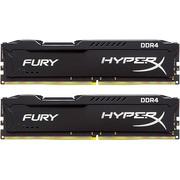 金士顿 骇客神条 Fury系列 DDR4 2400 32G (16GBx2) 台式机内存