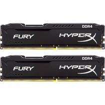 金士顿 骇客神条 Fury系列 DDR4 2400 32G (16GBx2) 台式机内存产品图片主图