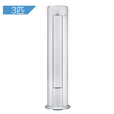 格力 3匹 I尚变频 立柜式家用冷暖空调(白色)KFR-72LW/(72555)FNhAb-A3产品图片1
