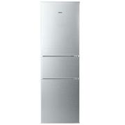 帝度 BCD-219TZ 三门直冷钢板门冰箱 亮光银