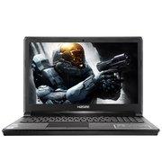 神舟 战神Z7M-SL7D2 15.6英寸88必发娱乐笔记本(i7-6700HQ 8G 1T+128G SSD GTX965M 2G独显 1080P)黑色