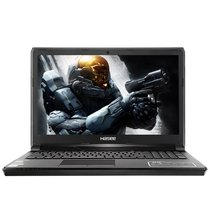 神舟 战神Z7M-SL7D2 15.6英寸游戏笔记本(i7-6700HQ 8G 1T+128G SSD GTX965M 2G独显 1080P)黑色产品图片主图