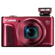佳能 PowerShot SX720 HS 数码相机(2030万像素 40倍光变 24mm超广角)红色