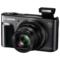 佳能 PowerShot SX720 HS  数码相机(2030万像素 40倍光变 24mm超广角)黑色产品图片2