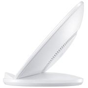 三星 S7/S7 edge 立式 快充无线充电器 白色 通用于S6 edge+/Note5