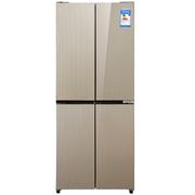 创维 D39H 395升 十字对开门冰箱(润金)