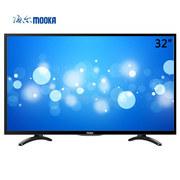 海尔 LE32A31 32英寸安卓智能8核网络窄边框全高清LED液晶电视 黑色