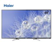 海尔 LS49A51 49英寸 4K安卓智能网络超窄边框UHD高清LED液晶电视