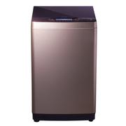 海信 XQB75-V6802LD 7.5公斤 DD变频 一级能效 旋瀑洗 转速调节 波轮洗衣机(香槟金)