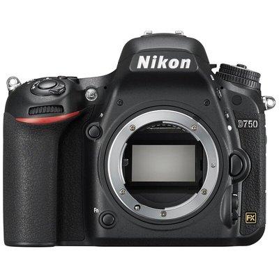 尼康 D750  全画幅单反相机(2432万/翻转屏/51点AF)单机身产品图片1