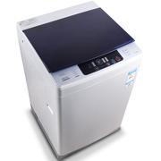 TCL XQB80-F102P 8公斤 全自动波轮洗衣机 喷淋净洗(深海蓝)