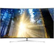 三星 UA55KS9800JXXZ 55英寸 4K超高清量子点曲面智能电视