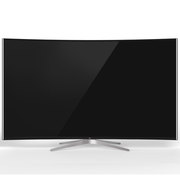 TCL L65C1-CUD 65英寸 4K超高清曲面屏 安卓智能电视