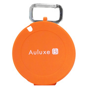 欧乐司 X3便携套 硅胶套 橘色