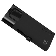 OV 轻存储 16G高速USB3.0 U盘 读139MB/s写24MB/s 黑色