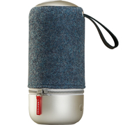 利勃登 Zipp Mini金属版智能音响/蓝牙音箱/ WIFI音箱 钢青