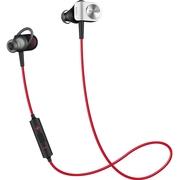 魅族 EP51 磁吸式专业运动蓝牙耳机 红黑色