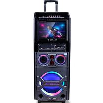 先科 A20B 广场舞音响带显示屏高清户外拉杆大功率插卡大功率音箱产品图片主图