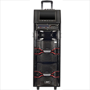 先科 A20 广场舞音响带显示屏高清户外拉杆大功率插卡大功率音箱
