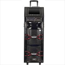 先科 A20 广场舞音响带显示屏高清户外拉杆大功率插卡大功率音箱产品图片主图